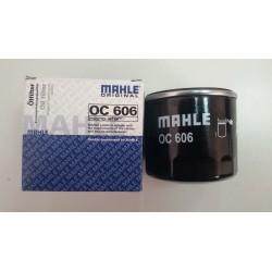 Фильтр масляный MAHLE ORIGINAL OC606