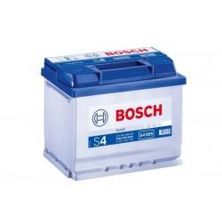 Аккумулятор залитый 6СТ-60АзЕ  Bosch S4 Silver (540А) (R+)