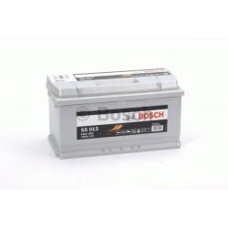 Аккумулятор залитый 6СТ-100АзЕ  Bosch S5 Silver  (830А) (R+)