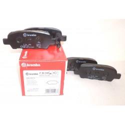 Колодки тормозные дисковые задние  BREMBO BM P56046