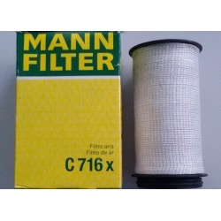 Фильтр воздушный Mann C716X