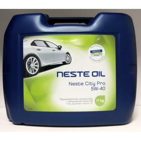 Neste City Pro 5W-40 (20л)