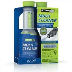 Multi Cleaner (Gasoline) - очиститель топливной системы для бензинового двигателя 250 мл.