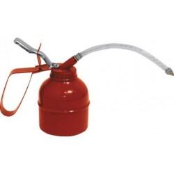Масленка рычажная 300мл с гибким шлангом 150мм Groz MP22F 41421