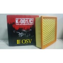 Элемент фильтрующий воздуха OSV K-001/С