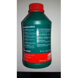 Жидкость гидравлическая FEBI 06161 зеленая (канистра 1л)
