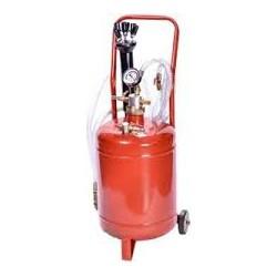 Установка для вакуумной откачки масла 24л B24V GIKRAFT