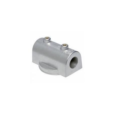 Адаптер алюминиевый для фильтров тонкой очистки 200 серии, 3/4'' BSPP (до 65 л/мин) CIM-TEK