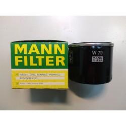 Фильтр масляный Mann W79