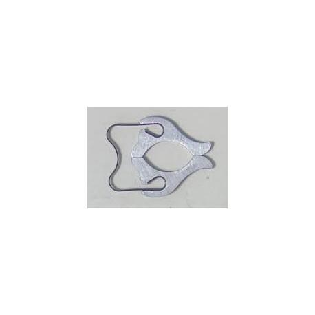 00170160 Клипса Аlu 6 mm синяя Horsch Pronto