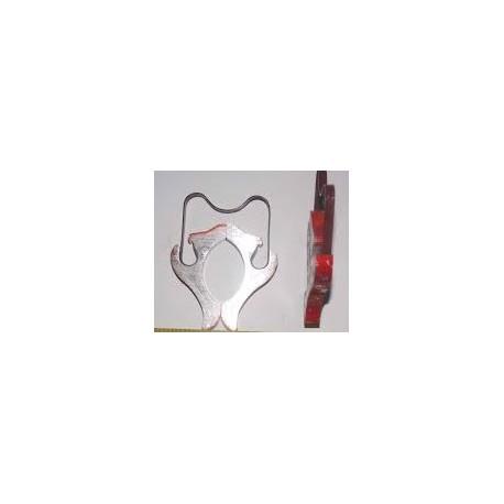 00170161 Клипса Аlu 10 mm красная Horsch Pronto