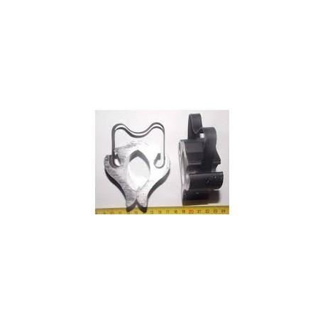 00170163 Клипса Аlu 30 mm черная Horsch Pronto