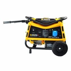 Генератор RATO R6000DW-VL бензин/газ 6 кВ, VFT стартер ручн/электрический