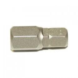 D130H80 Бита 10мм, Шестигранная 8 мм, 30 мм S2 материал JONNESWAY