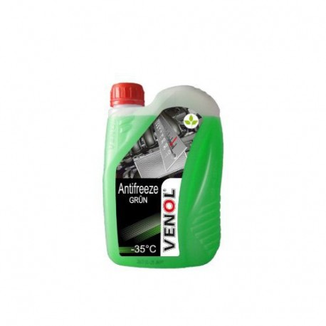 Антифриз VENOL ANTIFREEZE (-35 С) GREEN (20 л)