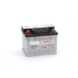 Аккумулятор залитый 6СТ-56АзЕ Bosch S3 Silver (480А) (L+)