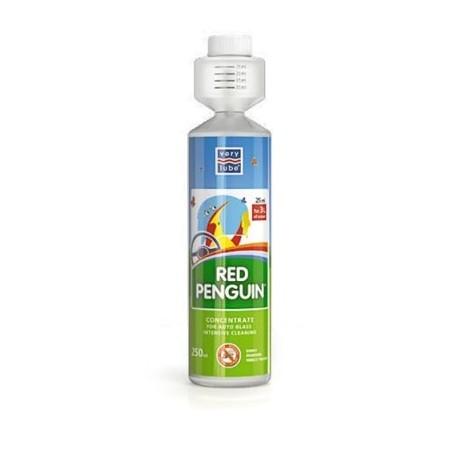 """Жидкость для омывания стекол автомобиля """"Красный пингвин"""" концентрат 250 мл."""