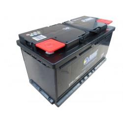 Аккумулятор залитый 6СТ-100 ІСТОК (760А) (R+)