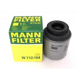 Фильтр масляный Mann W 712/94 (VAG 1.2-1.4 TSI 07-)