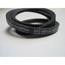 Ремень вентиляторный клиновой SPZ 850Lw RUBENA