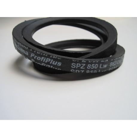 Ремень вентиляторный клиновой SPZ 850 Lw RUBENA