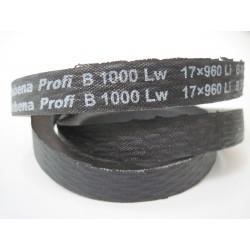 Ремень приводной клиновой B(Б) 1000 Lw RUBENA