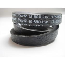 Ремень приводной клиновой B(Б) 890 Lw RUBENA