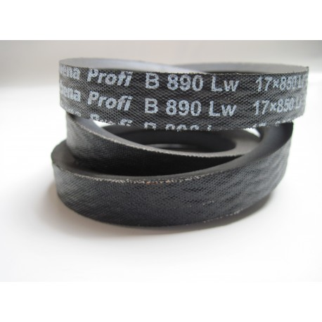 Ремень приводной клиновой B 890 Lw RUBENA