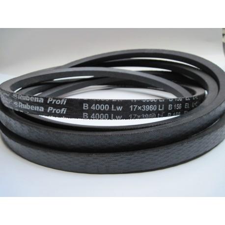 Ремень приводной клиновой B 4000 Lw RUBENA