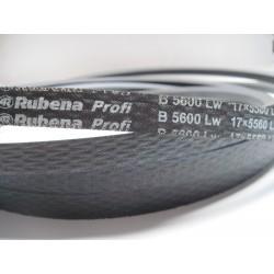Ремень приводной клиновой B(Б) 5600 Lw RUBENA