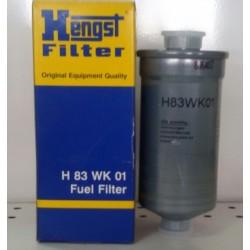 Фильтр топливный Hengst H83WK01