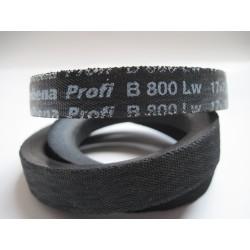 Ремень приводной клиновой B(Б) 800 Lw RUBENA