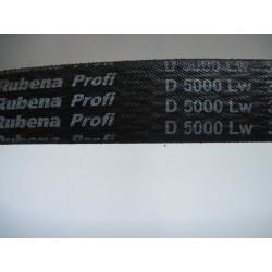 Ремень приводной клиновой D(Г) 5000 Lw RUBENA
