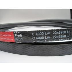 Ремень приводной клиновой C(В) 4000 Lw RUBENA