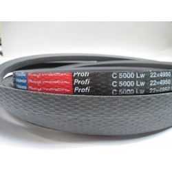 Ремень приводной клиновой C(В) 5000 Lw RUBENA