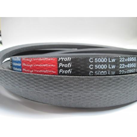 Ремень приводной клиновой C 5000 Lw RUBENA