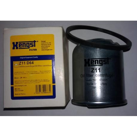 Фильтр масляный центрифуги Hengst Z11 D64