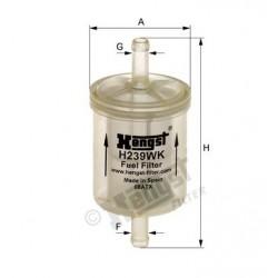 Фильтр топливный Hengst H239WK