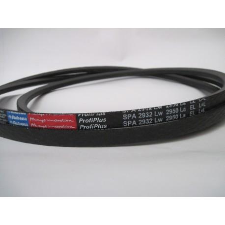 Ремень вентиляторный клиновой SPA 2932 Lw RUBENA