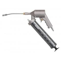 Шприц смазочный пневматический со стальной 150 мм трубкой GROZ G64R/M 43304