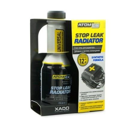 Stop Leak Radiator - cтоп-течь радиатор AtomEx