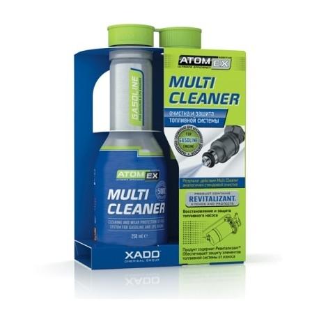 Multi Cleaner (Gasoline) - очиститель топливной системы для бензинового двигателя AtomEx