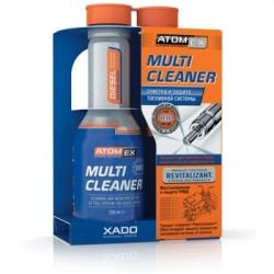 Multi Cleaner (Diesel) - очиститель топливной системы для дизельного двигателя AtomEx