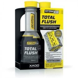 TotalFlush - очиститель маслосистемы двигателей AtomEx