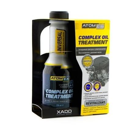 Complex Oil Treatment - антидымная присадка с ревитализантом AtomEx