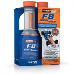 F8 Complex Formula (Diesel) - защита дизельного двигателя AtomEx