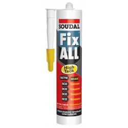 Гибридный клей-герметик Soudal Fix All High Tack 290 мл белый