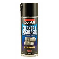 Средство для очищения и обезжиревания Cleaner&Degreaser 400 мл