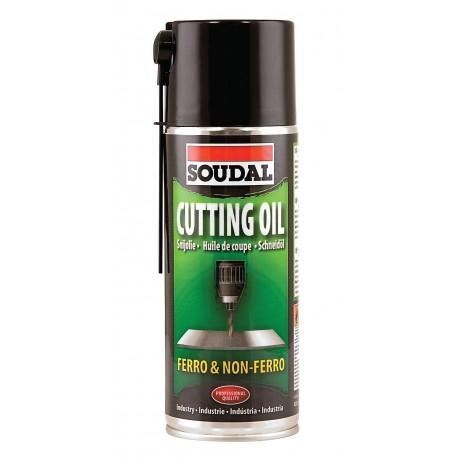 Средство для смазки инструментов и поверхностей при обработке металла Cutting Oil 400 мл