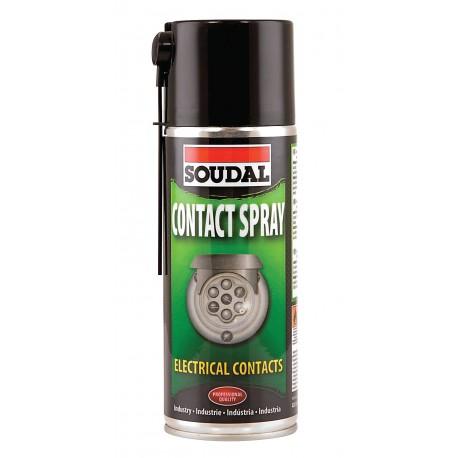 Универсальный препарат для очистки и консервации электронных приборов Contact Spray 400 мл